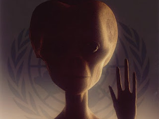 Alien in ONZ
